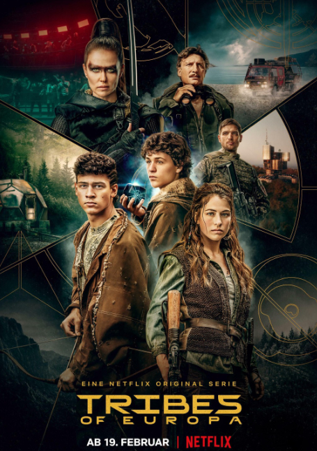 Tribes of Europa (2021) ยูโรปาทมิฬ