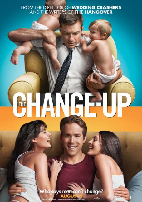 The Change Up (2011) คู่ต่างขั้ว รั่วสลับร่าง