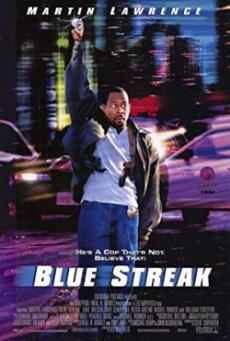 Blue Streak หยั่งงี้ต้องปล้น