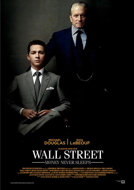 Wall Street  Money Never Sleeps (2010) วอล สตรีท 2 เงินอำมหิต