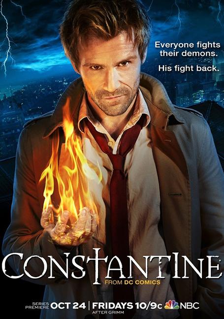 Constantine Season 1 มือปราบกระชากซาตาน ปี 1