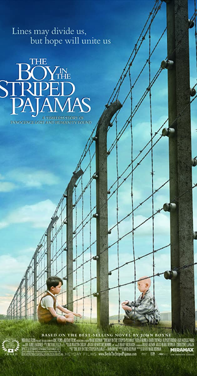 The Boy In The Striped Pyjamas (2008) เด็กชายในชุดนอนลายทาง