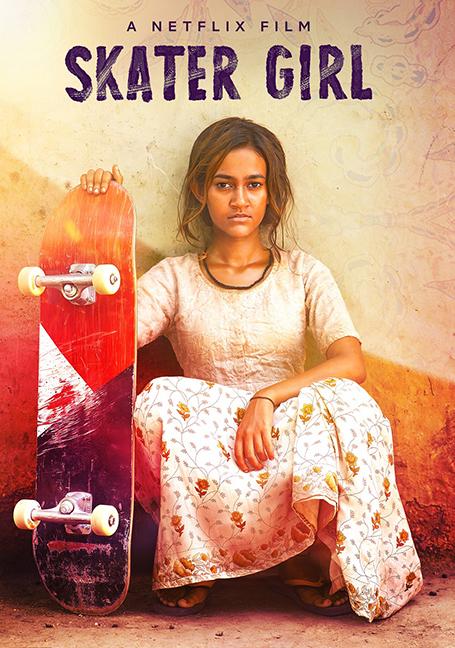 Skater Girl (2021) สเก็ตติดฝันสู่วันใหม่