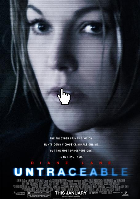 Untraceable (2008) โชว์ฆ่าถ่ายทอดสด