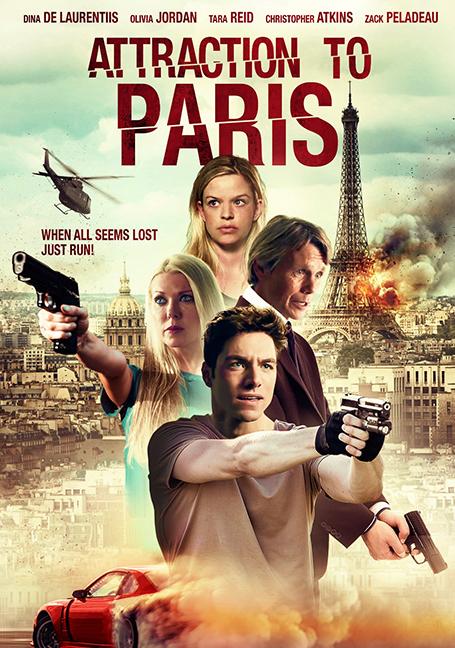Attraction to Paris (2021) ภัยร้ายในปารีส