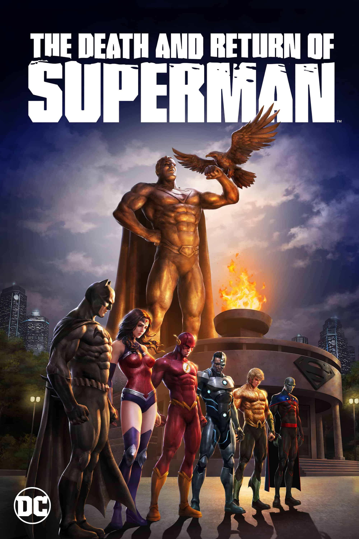 The Death and Return of Superman (2019) ความตายและการกลับมาของซูเปอร์แมน