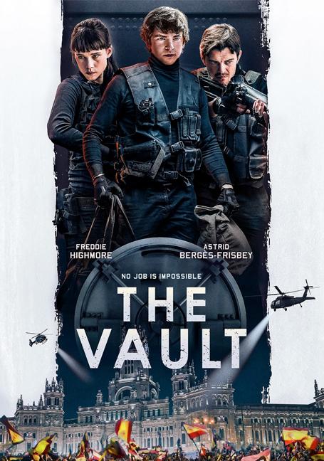 The Vault (2021)