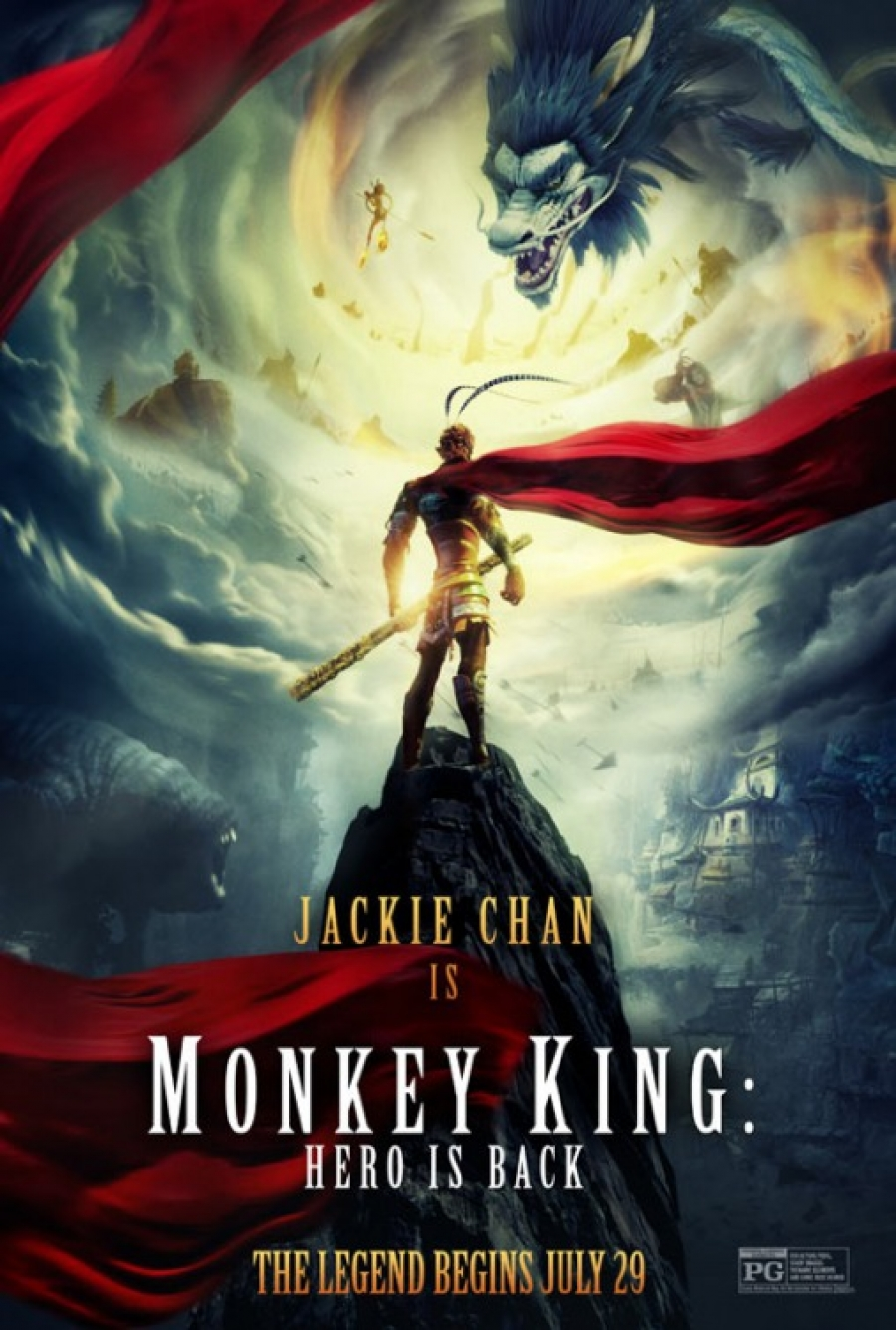 Monkey King: Hero Is Back (2015) ไซอิ๋ววานรผู้พิทักษ์