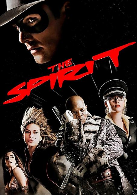 The Spirit (2008) ฮีโร่หน้ากากดำพันธุ์มหากาฬ