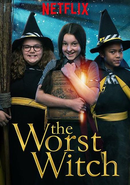 The worst witch season 4