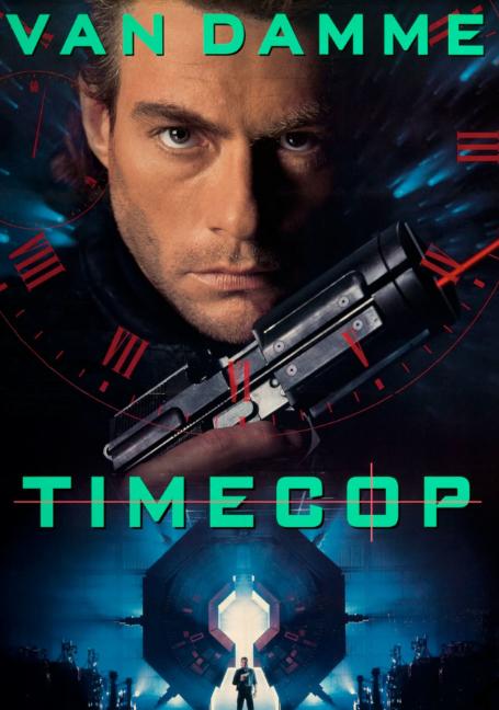 Timecop (1994) ตำรวจเหล็กล่าพลิกมิติ