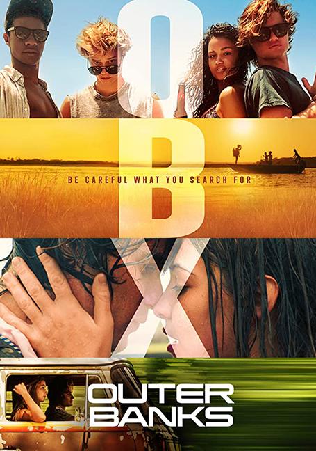 Outer Banks Season 1  (2020) สมบัติลับเอาเทอร์แบงค์ส